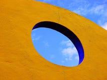 Mexicanskt fönster Arkivbild