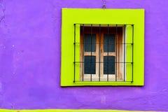 Mexicanskt fönster Arkivfoton