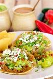 Mexicanskt rostat bröd Royaltyfri Fotografi