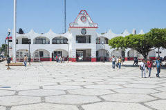 Mexicanskt stadshus Royaltyfri Foto