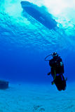 mexico łódkowaty ruch drogowy Obrazy Royalty Free