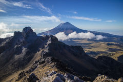 Mexico Adventure Mountains Royalty Free Stock Photography