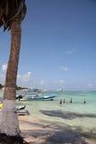 Mexico Beach Coastline Stock Photography