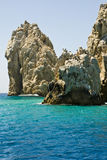 Mexico - Cabo San Lucas - Rocks And Beaches Stock Photo