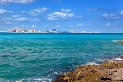 Mexico. Cancun.summer landscape Stock Photography