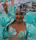 Mexico Carnaval Stock Images