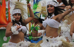 Mexico Carnaval Royalty Free Stock Images