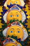 Mexico ceramic Souvenir Royalty Free Stock Photos