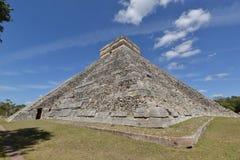 Mexico Chichen Itza Fotografering för Bildbyråer