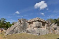 Mexico Chichen Itza Royaltyfria Bilder