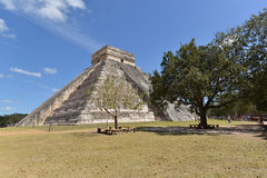 Mexico, Chichen Itza Stock Photography