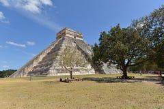 Mexico, Chichen Itza Stock Photography