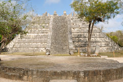 Chichen Itza Maya ruins in Mexico Stock Photo