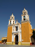 Mexico Church Church of Nuestra Senora de los Reme Stock Photography