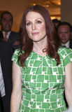 MEXICO CITY Actress Julianne Moore Fashion Fest Stock Image