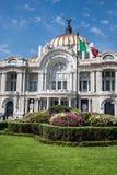 Mexico City, main Plaza Royalty Free Stock Photos