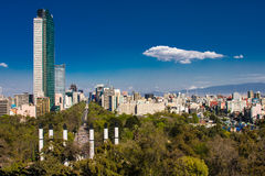 Mexico City, main Plaza Stock Photography