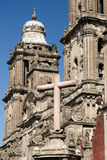 Mexico city Stock Image
