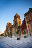 Mexico City Metropolitan Cathedral Royalty Free Stock Images