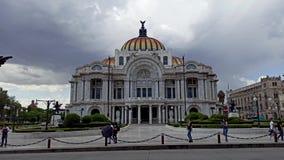Bellas Artes or Palace of Fine Arts