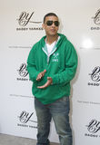 MEXICO CITY Singer Daddy Yankee. MEXICO CITY - FEBRUARY 18 2009 - Singer Daddy Yankee attends the  Talento de Barrio new CD and  Daddy Yankee New Fragance Launch Royalty Free Stock Image