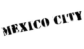 Mexico City stamp. Grunge design with dust scratches. Effects can be easily removed for a clean, crisp look. Color is easily changed Royalty Free Stock Photo