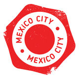 Mexico City stamp Royalty Free Stock Photography