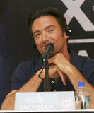 MEXICO CITYActor Hugh Jackman  Royalty Free Stock Images