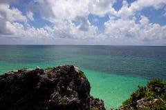 Mexico coast Stock Photo
