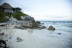 Mexico coastline Stock Images