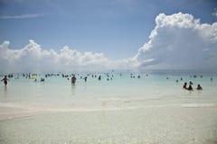 Mexico coastline Stock Photo