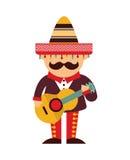 Mexico design Stock Photos