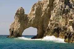 Mexico - El Arco de Cabo San Lucas Arkivbild