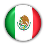 Mexico Flag Royalty Free Stock Image