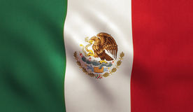 Mexico Flag Stock Images