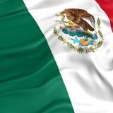Mexico  flag picture Stock Photos