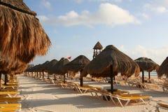 Mexico Iberostar Paraiso Lindo Royalty-vrije Stock Afbeeldingen
