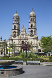 Mexico Jalisco, Basilika de Zapopan Fotografering för Bildbyråer