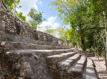 Mexico. Kabah Mayan Ruins in Mexico Stock Photography