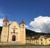 Mexico magiska Stad Capulalpam de Mendez royaltyfri bild
