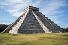 Mexico Maya  Chichen Itza 2 Royalty Free Stock Photo