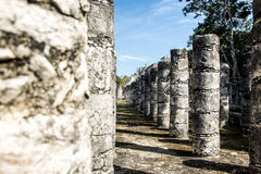 Mexico Maya  Chichen Itza 4 Stock Image