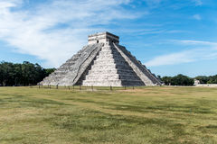 Mexico maya yucatan Chichen Itza old ruins  Royalty Free Stock Photo