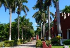 Mexico Merida hacienda finca rancho san jose Royalty Free Stock Photo