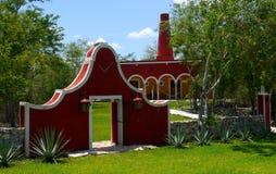 Mexico Merida hacienda hotel Ticum spa holiday Royalty Free Stock Photo