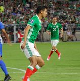 Mexico National Football Royalty Free Stock Photography