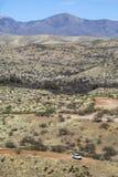 Mexico - Nogales - the USA Border Patrol. Mexico - Nogales - The Border Patrol control the wall that separate Mexico stock photography