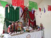 Mexico: Nuevo Durango-kerkbinnenland stock foto's