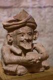 Mexico Oaxaca Santo Domingo monastery museum zapotec pottery cre. Ature Stock Images