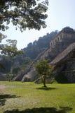 mexico palenque Royaltyfria Foton